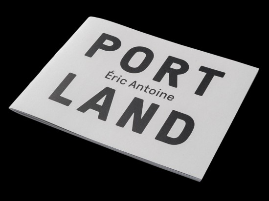 Port Land Book Blk